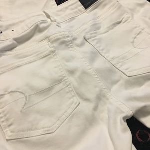 American Eagle Outfitters Jeans - White Jeggings
